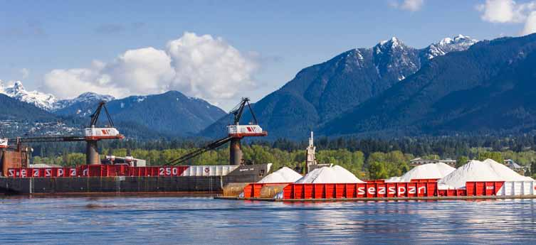 Aboriginal Consultation Under the Canada Marine Act, Port Metro Vancouver has been delegated the authority to manage federal lands.