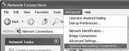 Chapter 7 Home Networking 4 Click OK to go back to the Add/Remove Programs Properties window and click Next. 5 Restart the computer when prompted.