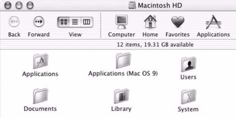 1 Click the Print Center icon located in the Macintosh Dock (a place holding a series of icons/shortcuts at the bottom of