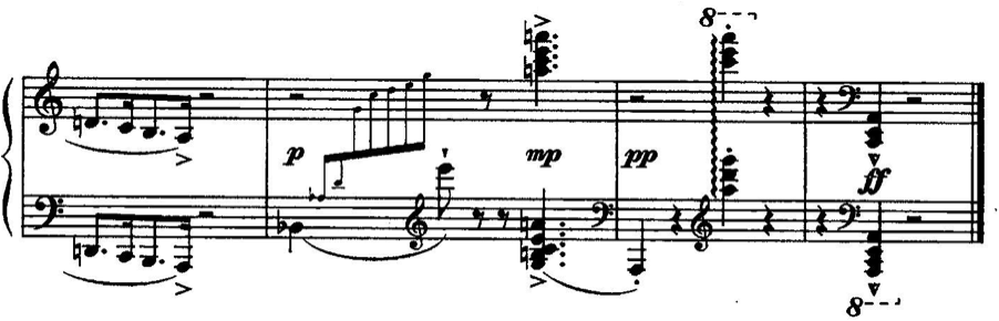 motion into G-flat requires a double flat to precede it, most performers, particularly jazz players, would prefer to read G maj9 add 6 instead of A-double-flat major (see Figure 46)