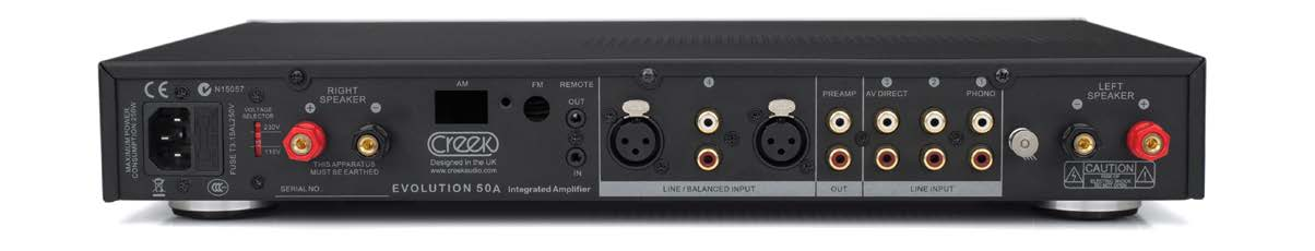 Input 3 can be assigned to directly feed the amplifier s power section, bypassing the preamp and the tone controls.