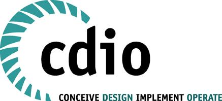 The CDIO vision is to educate students who understand how to Conceive - Design - Implement -