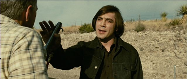 No Country for Old Men Sheriff Bell s role in the film s dramatic structure turns out to be strikingly at odds with the focal position the opening seems to set up.