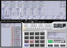 and guitar amp/speaker simulators and scores FXPANSION GURU 249 95 sample content, an advanced 128-step sequencer and manipulation effects such as loop slicer automatically categorizes and maps each