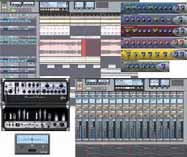 user interface allowing the producer, composer, or musician-programmer greater creativity.