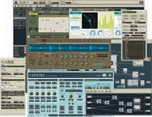 and Audio Unit NATIVE INSTRUMENTS REAKTOR 5 #NAR5 399 00 REAKTOR 5 is a completely modular real-time sound synthesis, sampling and effects software that is both a collection of hundreds of software