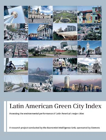Latin American Green City Index World Mayors Summit on Climate Mexico