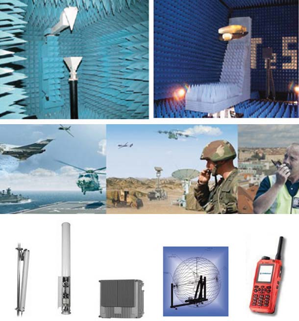 Telecom Department Products & Solutions RF Solutions The Telecom Department of ACES offers several RF Solutions applicable to Telecom Industry, OIL & GAS and other verticals.