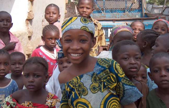 ALL CHILDREN IN SCHOOL BY 2015 Global Initiative on Out-of-School Children Nigeria