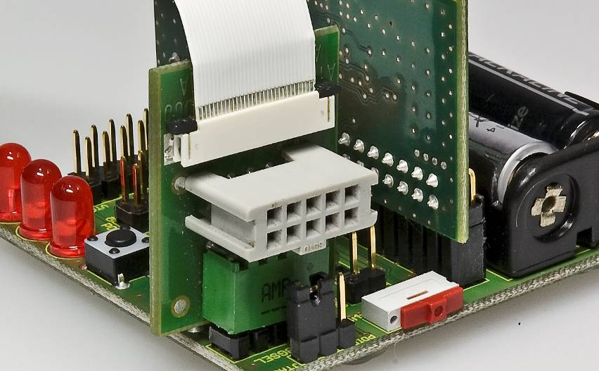 6 Programming On the Atmel ATxmega256A3, both programming and debugging can be done through two physical interfaces. The primary interface is the program and debug interface (PDI).