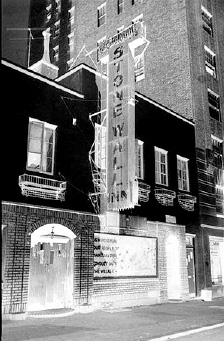1969 Stonewall Inn 19 One of the customers at Stonewall Inn on the night of the raid was an immigrant man who committed suicide rather than be