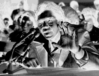 1972 21 Barbara Jordan becomes the South s first Black Congresswoman, representing Texas. In 1976 she gives the keynote speech at the Democratic National Convention.