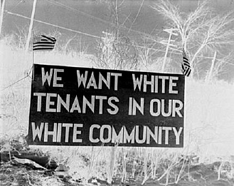 1857 Detroit, MI - February 1942. 3 Many states place residency restrictions on African Americans and other non-white immigrants, preventing them from living or owning property in the state.