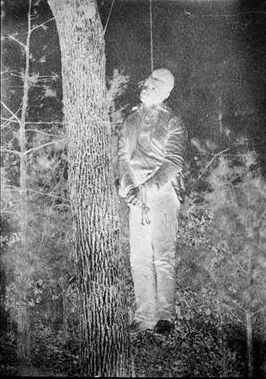 1882-1968 George Meadows was lynched at Pratt Mines, Alabama, in 1889 6 Between 1882 and 1968 the Tuskegee Institute recorded 3,437 lynchings of African-Americans.