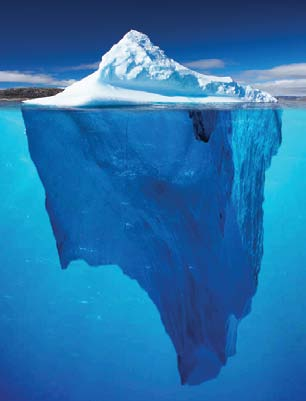 But is it enough? In many classrooms, perfectly well intentioned teachers only see the tip of the iceberg in terms of what their students are thinking.