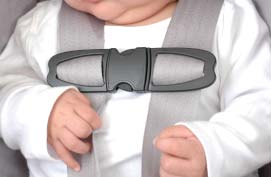 Buckling the Restraint Harness cont d To remove your child from the Infant Car Seat: 1.