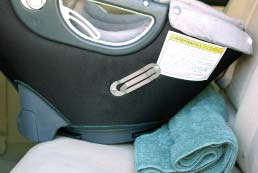 72 Traveling with Your Infant Car Seat Traveling with Your Orbit Infant System! WARNING!