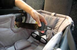 However, some vehicle belt systems are not acceptable to use with any child restraint systems.
