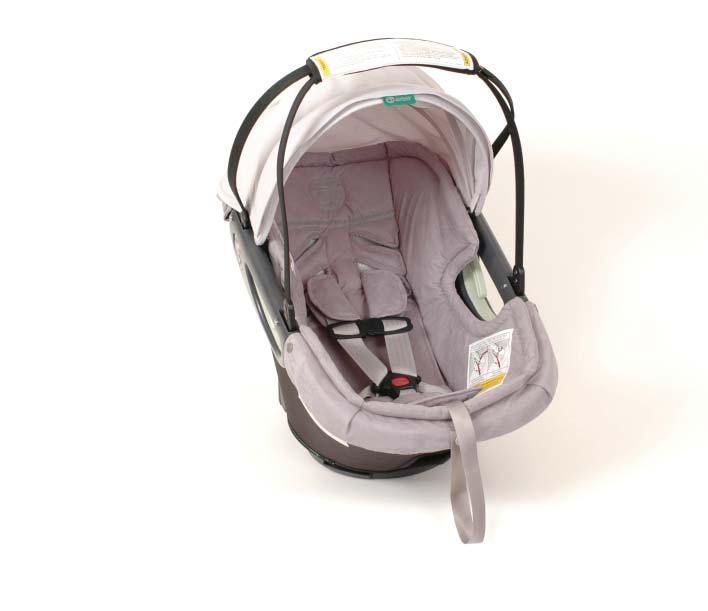 82 Terms You Need to Know: Infant Car Seat Cleaning Upholstery and the Infant Insert 83 Maintaining Install Your the Orbit Base Infant System Sunshade Shoulder Strap Slots Shoulder Straps Buckle