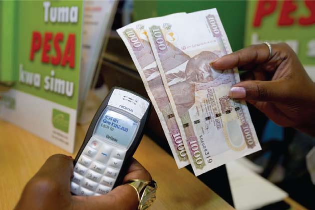 Project: M-PESA is an innovative mobile transfer solution that enables customers to transfer money, without needing a bank account, to other M-PESA or non-m-pesa users via a simple interface.
