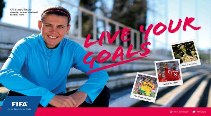 LIVE YOUR GOALS FIFA s