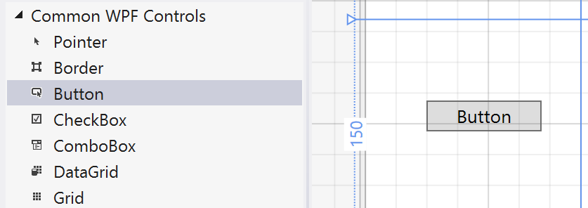 If you don t see the toolbox in the IDE, you can open it using the View menu. Use the pushpin to keep it from collapsing.