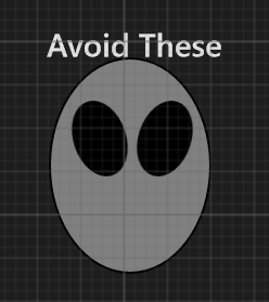 bells whistles aliens Make your enemies look like aliens Red circles aren t exactly menacing. Luckily, you used a template. All you need to do is update it.