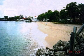 Policies and Actions Figure 5.6(a): Speightstown Beach Pre-Construction Figure 5.