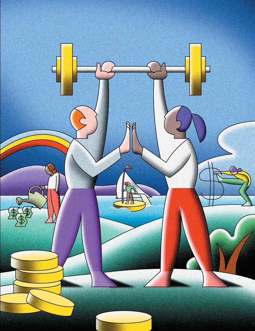 SAVINGS FITNESS: A GUIDE TO