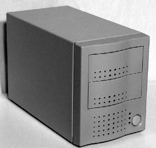 FireWire, Ethernet, or wireless connection to a computer system. External Hard Drive Cases 3.
