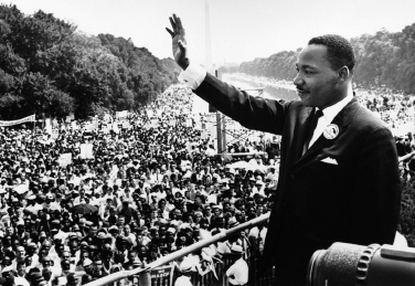 I have a dream that one day even the state of Mississippi, a desert state sweltering with the heat of injustice and oppression, will be transformed into an oasis of freedom and justice.