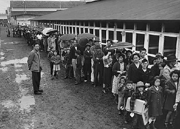 It found internment and the actions surrounding it constitutional and upheld the conviction of Fred Korematsu, an American citizen of Japanese descent, for failing to report to an assembly center as