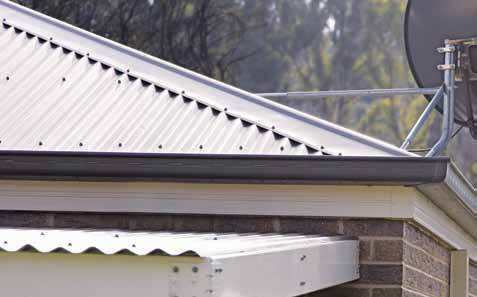 between roof components with: A mesh or perforated sheet with a maximum aperture of 2mm and made of corrosion-resistant steel, bronze, or aluminium; or Mineral wool; or Other non-combustible
