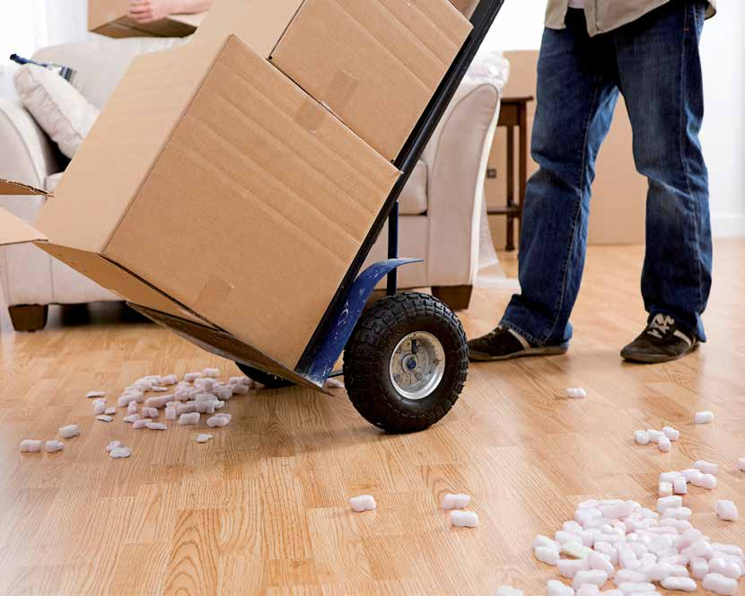 3 Your removal If you require any assistance, please call us on our Freecall number 1800 819 167. We welcome your comments on any aspect of your removal, our service or this Guide.