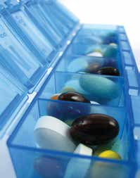 Make sure your doctor knows about all of the medications that you take. This includes prescription drugs, over the counter drugs, and herbal remedies.