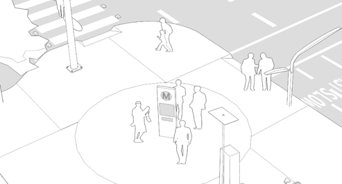 5 PATH TOOLBOX SIGNAGE AND WAYFINDING Metro Signage & Maps Medallion Signage PATH PLANNING GUIDELINES 4 Goals» Increase legibility of the urban landscape» Increase visibility and awareness of