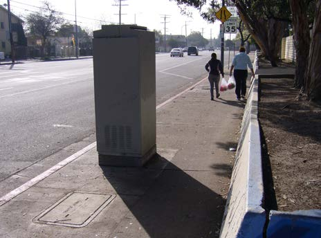 Station Access Barriers Safety Buckling sidewalks and minimally maintained pathways Unsafe traffic speeds, wide arterials Lack of pedestrian lighting Lack of pedestrian buffers along sidewalk edge