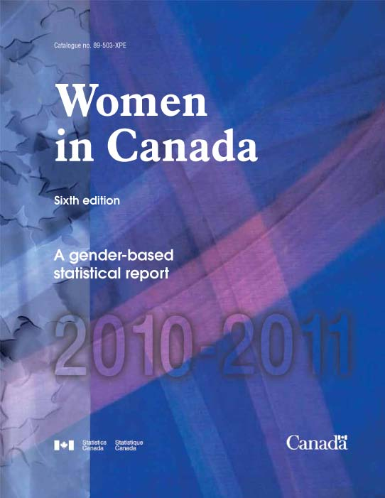 Component of Statistics Canada Catalogue no.