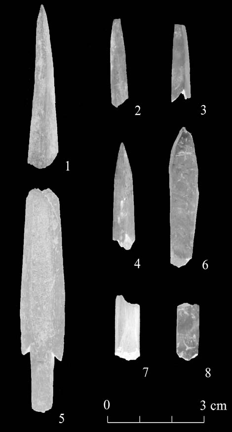 1988, p.175; Hellmuth 2006, p.194ff). Without going into detail, it is remarkable that the differing opinions also consider the find of a casting-mould of such an arrowhead type from Smolenice. V.