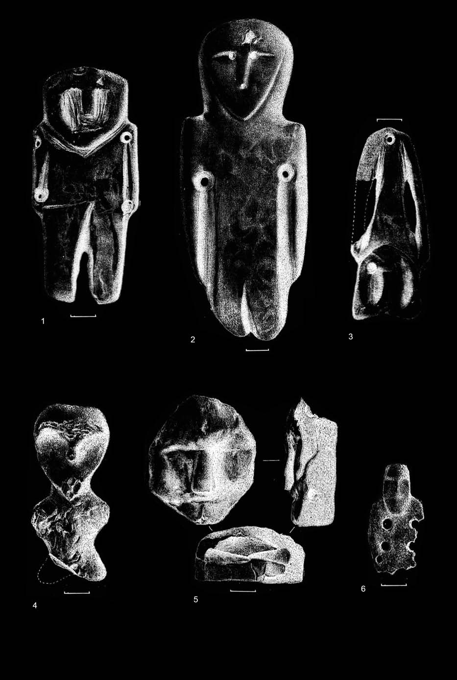 MARIUS IRŠENAS Anthropomorphic and Zoomorphic Stone Age Art in Lithuania, and its Archaeological Cultural Context Fig. 3.