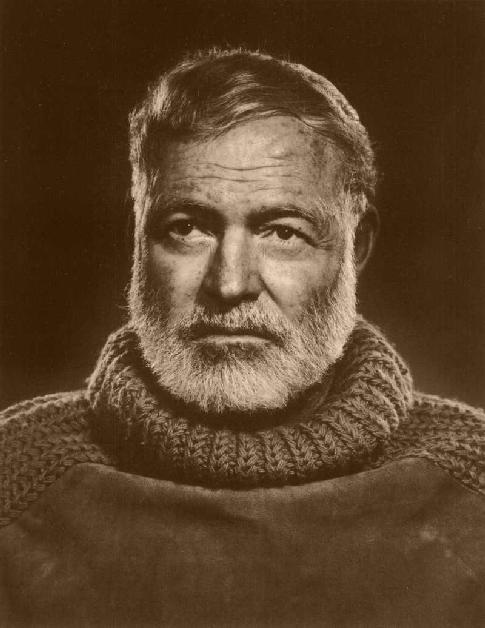 THE SUN ALSO RISES by Ernest Hemingway THE AUTHOR Ernest Hemingway (1899-1961) was born in Oak Park, Illinois, a wealthy suburb of Chicago, the second of six children of a doctor and his wife.
