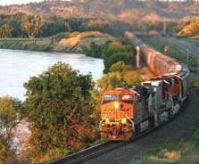 Our vision is to realize the tremendous potential of BNSF Railway Company by providing transportation services that consistently meet our customers expectations.