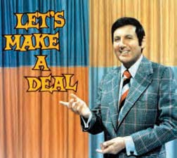 Case Study 539 Case Study The Monty Hall Problem Everett Collection Here is a famous paradox that even mathematicians find counterintuitive.