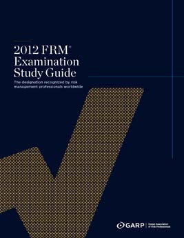 with input from FRM Committee, certified FRMs and other risk professionals 4 Hour exam, 100 Multiple Choice Questions
