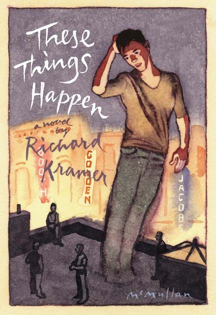 TEACHER GUIDE These Things Happen by Richard Kramer ABOUT THE STORY THESE THINGS HAPPEN takes place today, tonight, no later than tomorrow.