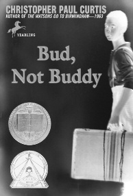 Bud, Not Buddy Christopher Paul Curtis 978-0-440-41328-8 Look for the companion book, coming soon! Thematic Connection Hope Ask the class to discuss how the flyers in Bud s suitcase give him hope.