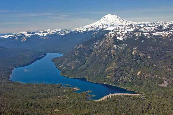 A Comprehensive Planning Strategy Bumping Lake in Washington State.