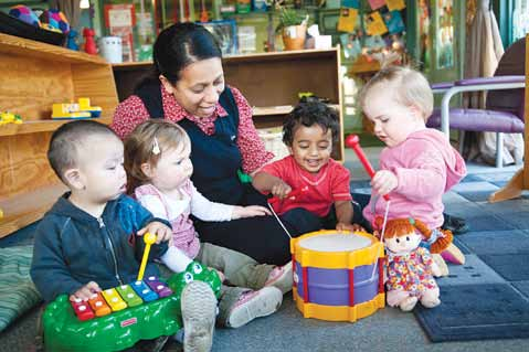 The Framework: vision and purpose The Victorian Early Years Learning and Development Framework advances all children s learning and development from birth to eight years.