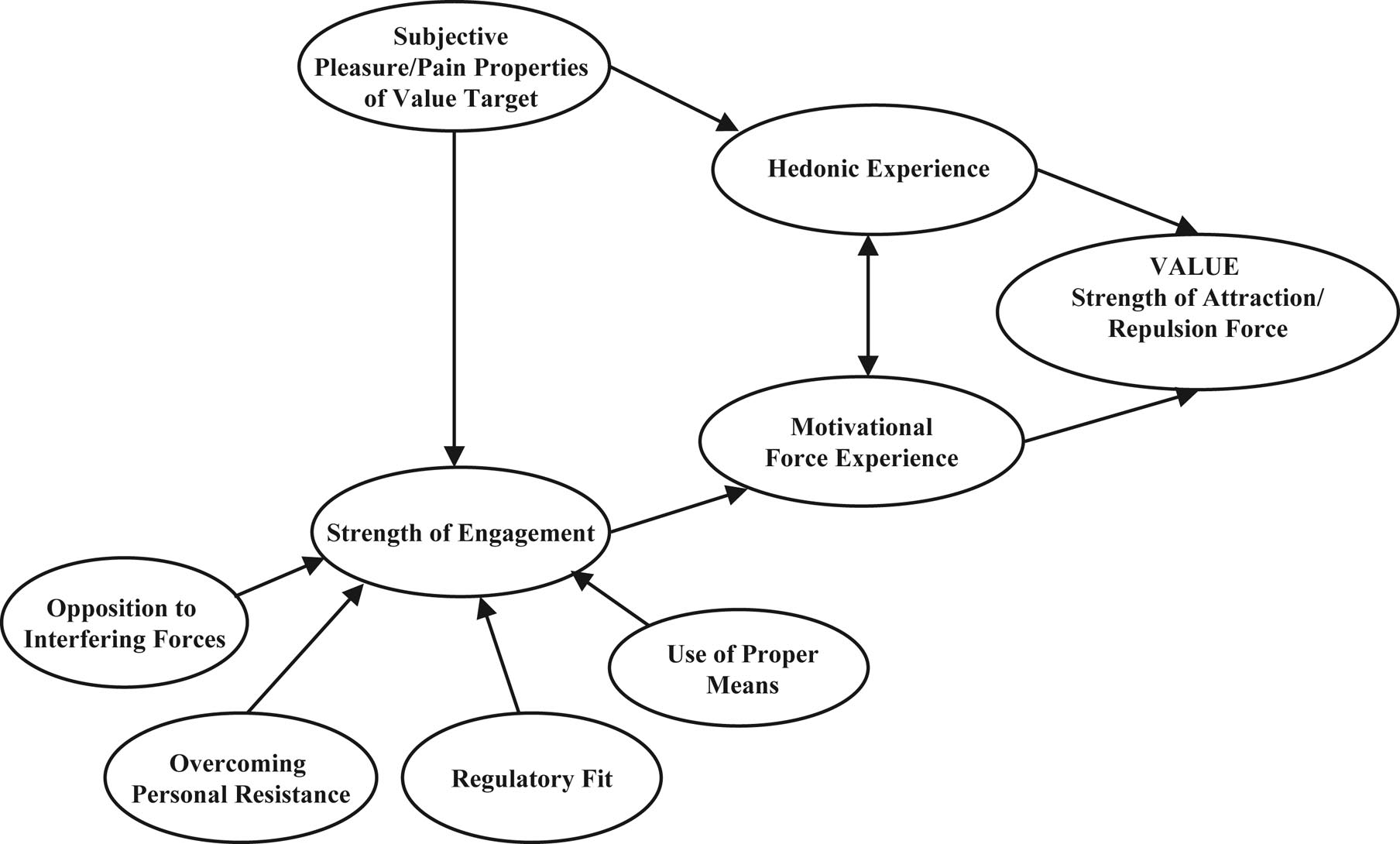 VALUE FROM HEDONIC EXPERIENCE AND ENGAGEMENT 441 Figure 1 provides a summary of the overall proposal that I develop in this article.