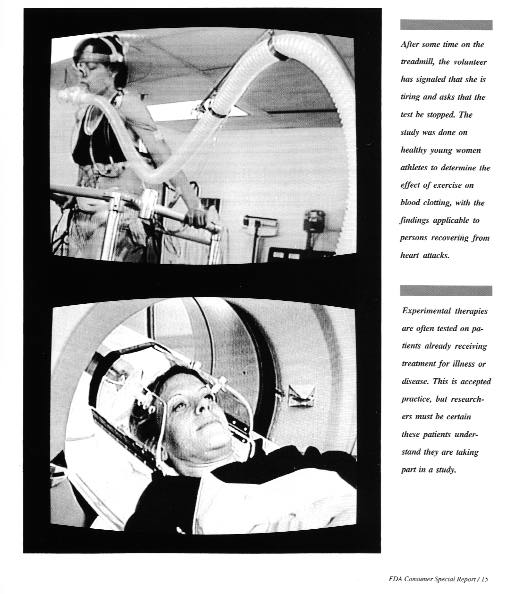 P ro t e c t i n g H u m a n STUDY SUBJECTS In 1963, a New York hospital allowed some elderly, ill, and feeble patients to be injected under the skin with cancer cells to study immune response.